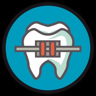 illustration dent appareil dentaire